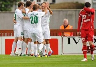 Ворскла и Карпаты проходят ирландский барьер. Все матчи Лиги Европы