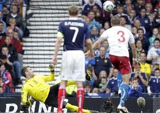 Евро-2012: невезучие шотландцы