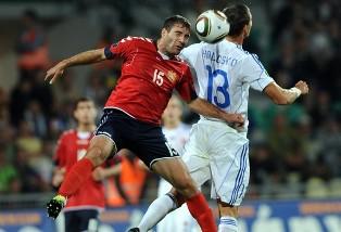 Эстония и Армения могут выйти на Евро-2012. Все матчи игрового дня
