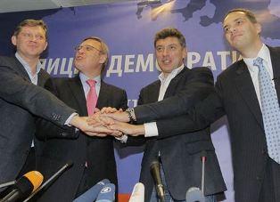 Оппозиция в России будет бойкотировать выборы
