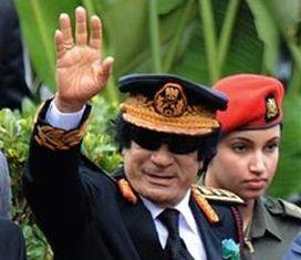 Каддафи убили