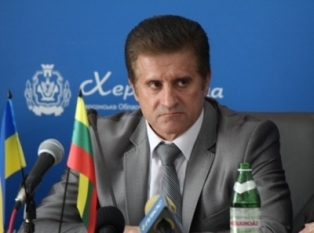 Губернатор Херсонской области послал «привет» Ахметову
