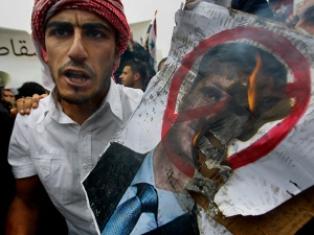 Беспорядки в Сирии переросли в терракты