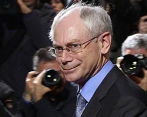 Херман ван Ромпей: главным направлением в борьбе с кризисом станет снижение ...