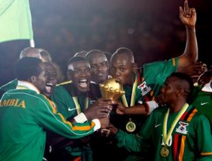 КАН: Замбия – сильнейшая команда Африки!