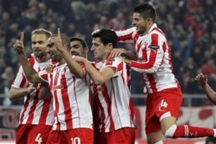 Лига Европы: Металлист уступает Олипиакосу, поражения МС и МЮ