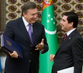 Договор ни о чем: Украина и Туркменистан будут совместно добывать нефть и г ...