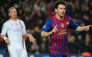 Лига Чемпионов: Барселона и Бавария выходят в полуфинал