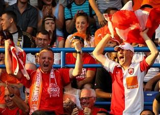 Евро-2012: Дания сенсационно побеждает Нидерланды