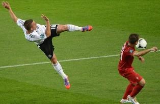 Евро-2012: Германия дожимает Португалию