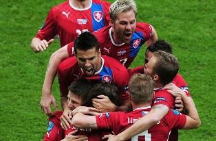 Чехия обыгрывает Грецию