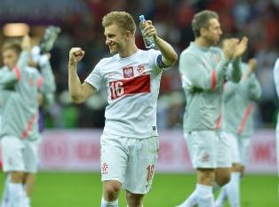 Евро-2012: боевая ничья России и Польши