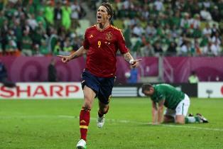 Евро-2012: Ирландия едет домой