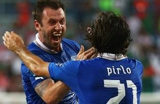 Евро-2012: Испания первая, Италия вторая
