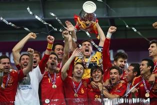 Испания – триумфатор Евро-2012