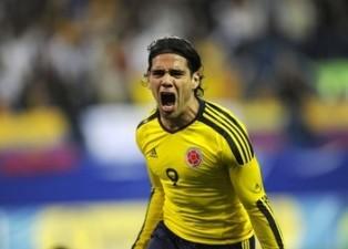 Колумбия - Парагвай