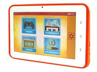 В Украине появился первый андроид-планшет для детей