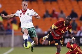 Ангола - Марокко