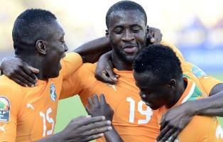КАН-2013: Кот-д'Ивуар и Тунис вырывают победу