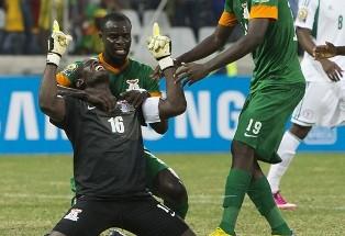 КАН-2013: Нигерия снова упускает победу