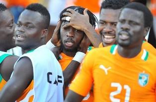 КАН-2013: Кот-д'Ивуар – первый четвертьфиналист, Алжир – первый неудачник