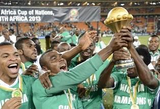 Нигерия - Буркина-Фасо