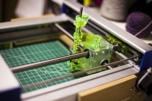 Виды материалов для 3D принтера