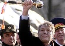 Ющенко: Единство возможно лишь на базе национальных приоритетов