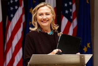 Обама зовет Клинтон в Белый дом