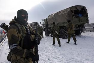 В планах боевиков - захват Дебальцево и Мариуполя до 15 февраля