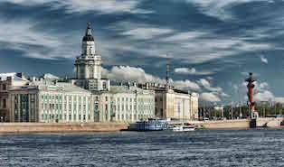Жители Санкт-Петербурга извинились перед украинцами (видео)