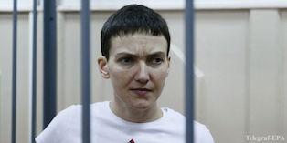 Надежду Савченко в связи с ухудшением здоровья переводят в больницу