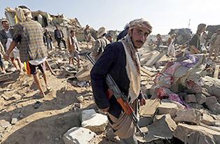 Йемен: гуманитарная катастрофа на фоне накаляющейся войны