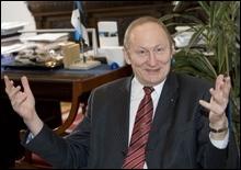 Министр обороны Эстонии поприветствовал ветеранов СС