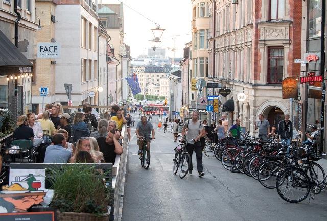 Андреас Берг: раньше Швеция была более социалистической страной