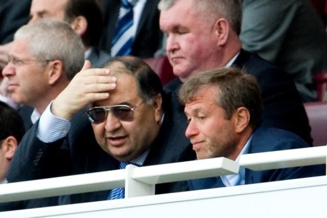 Великобритания готовит санкции против Абрамовича, Усманова и Дерипаски