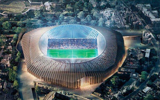 Проект нового стадиона Челси