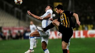 Лига Европы: АЕК и Динамо расходятся миром, домашнее фиаско Наполи