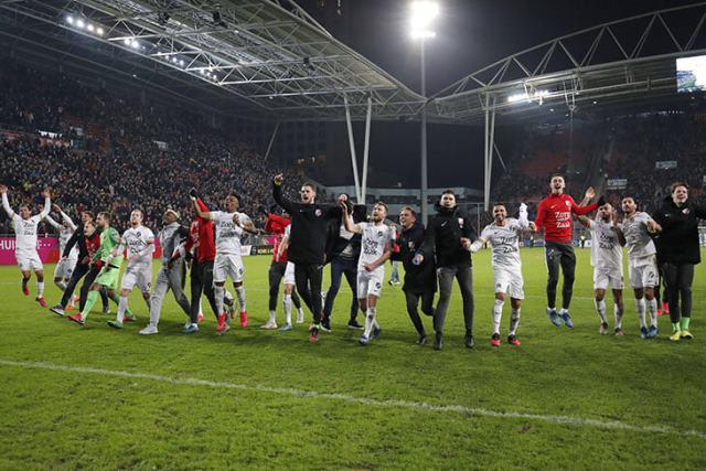 Нидерланды первыми в Европе решили досрочно завершить футбольный чемпионат