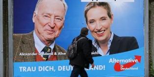 Лояльные Кремлю ультраправые стали второй по популярности партией в Германи ...