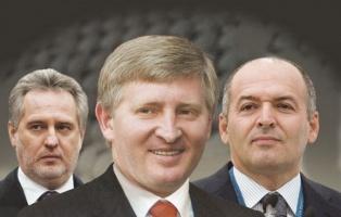 Украинские олигархи отказываются возвращать деньги банкам