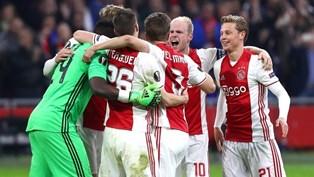 Лига Европы: Аякс красиво переигрывает Шальке
