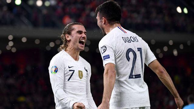 Евро-2020: Франция разобралась с Албанией, первая победа Болгарии