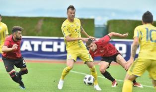 ТМ: Украина разгромила Албанию, Швейцария выстояла против Испании