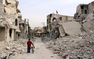 Западные СМИ сравнивают действия России в сирийском Алеппо с Холокостом