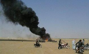 Сирийские повстанцы сбили под Алеппо российский самолет и казнили пилота