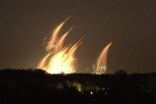 Россия применила фосфорные бомби в окрестностях Алеппо