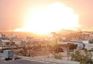 The Times: Россия применила в Алеппо запрещенные термобарические бомбы