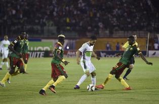 ЧМ-2018: победа Нигерии, Алжир и Камерун расходятся миром