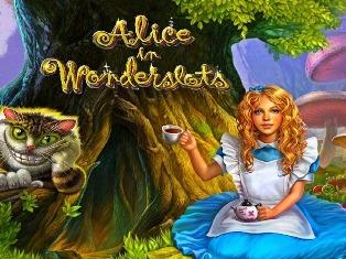Играть в автоматы бесплатно: обзор слота Alice in Wonderland